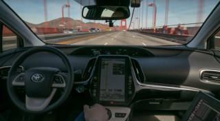 Pronto.AI self-driving car system