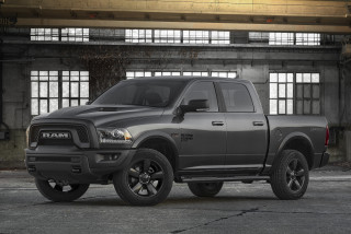 2019 Ram 1500 Classic Warlock fights for pickup truck buyers on a budget