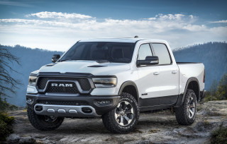 2019 Ram 1500 Rebel 12 intersects off-roading and upscale