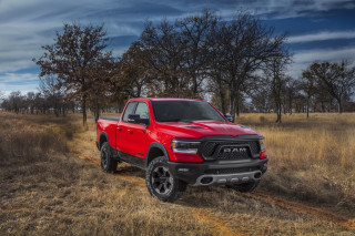 Torque-heavy 2020 Ram 1500 EcoDiesel detailed