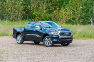 Power, efficiency, reality all catch up with 2020 Ram 1500 EcoDiesel
