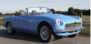 British firm to build electric MG Roadsters