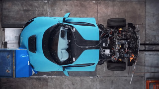 Rimac C_Two crash testing