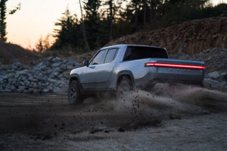 Rivian's third model to be rally-raid style performance car