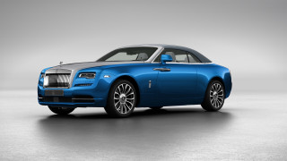 The Rolls-Royce Dawn can be on your Neiman Marcus Christmas shopping list this year