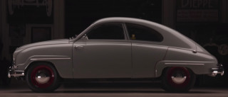 1958 Saab 93 on Jay Leno's Garage