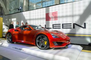 Saleen S1, 2017 Los Angeles Auto Show