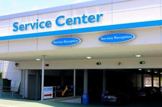 Scott Robinson Honda dealership, Torrance, California