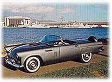 SinatraThunderbird 1956 Ford