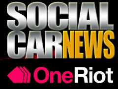 Social Car News and OneRiot