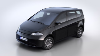 Solar-boosted Sono Sion electric car will be made in Sweden at former Saab plant