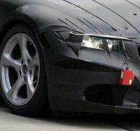 Spy Shots: 2009 BMW Z4's new nose
