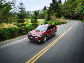 2020 Subaru Forester adds standard rear-seat reminder for parents, costs $25,505 to start