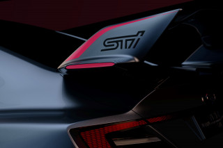 Subaru Viziv Performance STI concept teased ahead of 2018 Tokyo Auto Salon debut