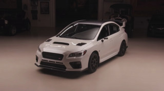 Buck Lasek's 2016 Subaru WRX STI on Jay Leno's Garage