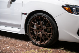 2020 Subaru WRX, 2019 LA Auto Show