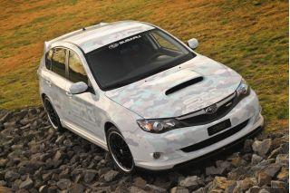 2009 Subaru WRX