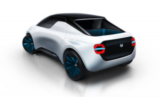 Honda Tomo updates Urban EV concept for active lifestyles, and the Geneva show