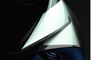 Teaser for Lexus EV concept debuting at 2019 Tokyo Motor Show