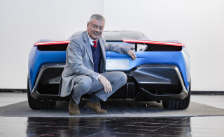 Pininfarina PF0 will reportedly be world's most powerful car