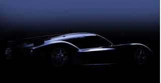 Teaser for Toyota GT Super Sport concept debuting at 2018 Tokyo Auto Salon