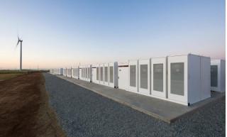 Tesla South Australia lithium-ion battery storage