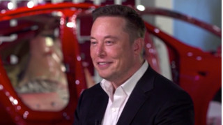 "Tesla CEO Elon Musk on ""60 Minutes"""