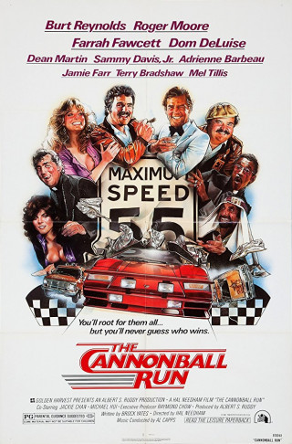 """The Cannonball Run"""