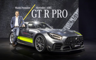 Mercedes-AMG GT Black Series could come with 700 hp to challenge 720S, 911 GT2 RS