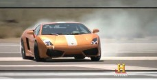 Top Gear USA Lamborghini shootout