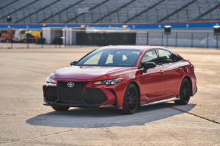 Review update: 2021 Toyota Avalon TRD refills the fountain of youth