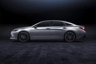 Avalon ends in 2022, as Toyota sharpens focus on crossovers and SUVs
