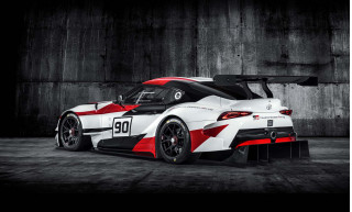 7489fb1dd3c6 Track-focused Toyota Supra planned