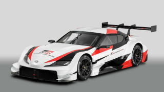 Toyota GR Supra Racing concept previews 2020 Super GT entry