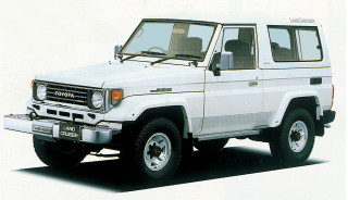 "1990 Toyota Land Cruiser ""70"" Series"