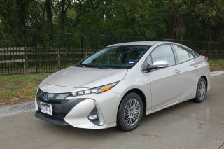 2017 toyota prius prime real world gas mileage electric range review page 2. Black Bedroom Furniture Sets. Home Design Ideas