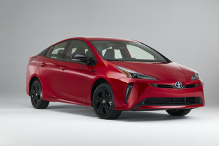 Toyota Prius 2020 Edition celebrates hybrid's 20th birthday in US