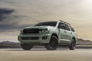 2021 Toyota Sequoia SUV gets price bump, adds Nightshade Edition