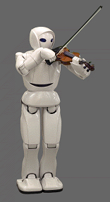Toyota Violin Robot