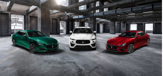 Maserati extends sporty Trofeo treatment to entire 2021 lineup