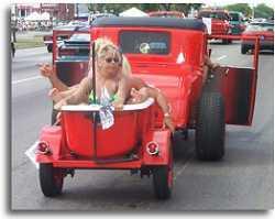 Tub Car