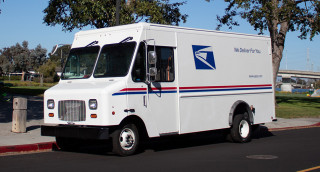 "USPS tests electric delivery trucks in California: ""I didn't hear the mail come!"""