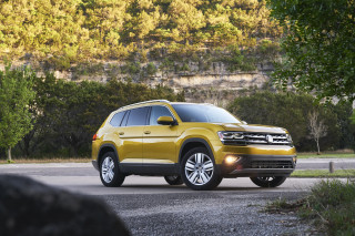 Used Volkswagen Atlas