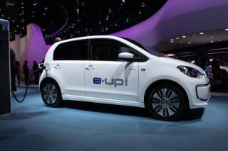 Volkswagen e-Up! - 2013 Frankfurt Motor Show