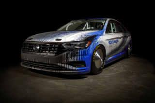 VW to tackle Bonneville speed record with 2019 Jetta