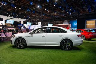 2020 Volkswagen Passat, 2019 Detroit auto show