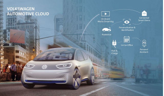 VW chooses Microsoft as tech partner for digital services, mobility