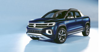 VW unveils compact pickup concept, but not for US