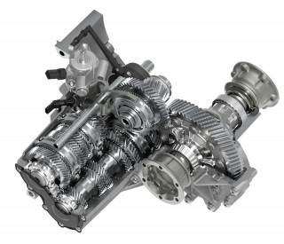 VW MQ281 6-speed manual transmission