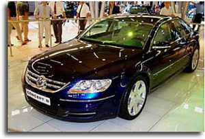 Volkswagen 1999 concept D